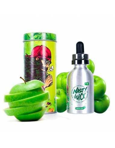 Nasty Juice Yummy Fruity Green Ape 50ml