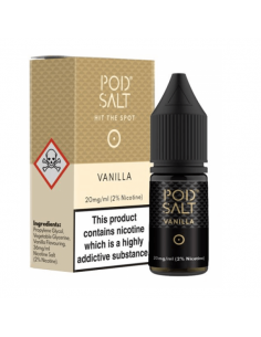 Pod Salt Vanilla 10ml