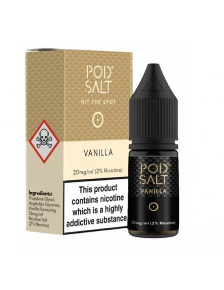 Pod Salt Vanilla 10ml