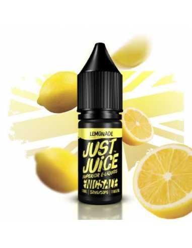 Just Juice Nic Salt Lemonade 10ml