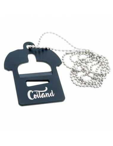Coiland Abrebotellas con cadena
