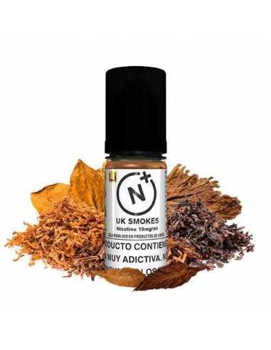 Nicotine Plus T-Juice UK Smokes 10mg 10ml