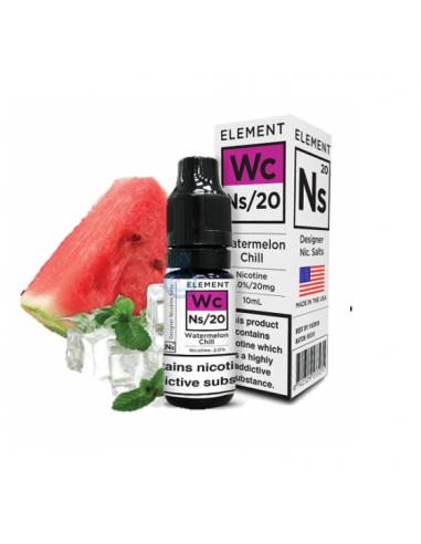 Element E-liquid Watermelon Chill Salts 10ml