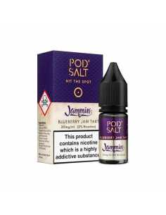 Pod Salt Blueberry Jam Tart 10ml