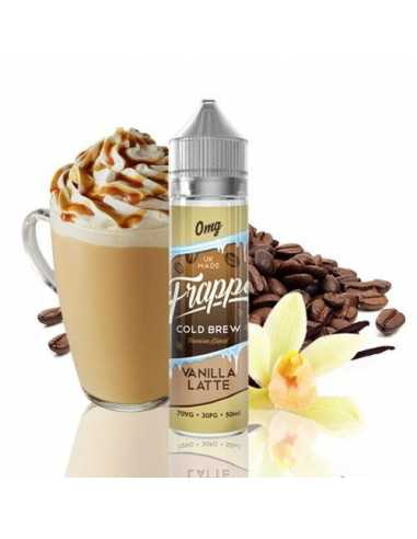 Frappe Cold Brew Vanilla Latte Frappe 50ml