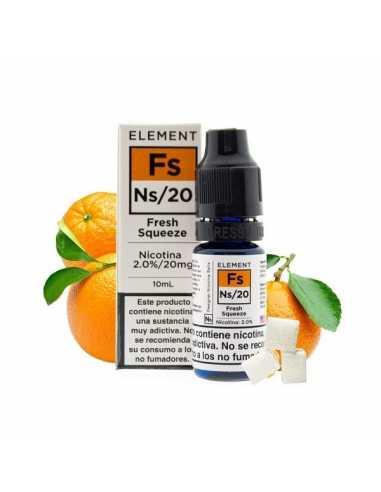 Element E-liquid Fresh Squeeze Salts 10ml