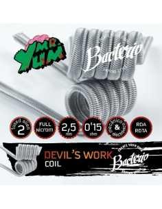 Bacterio Coils Devil's Work 0.15 ohm