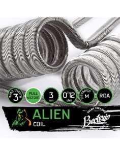Bacterio Coils Alien Triple Nucleo 0.12 ohm