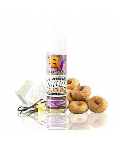 Basic Vape by The Alchemist Juice Mini Donut Vanilla & Cream 50ml