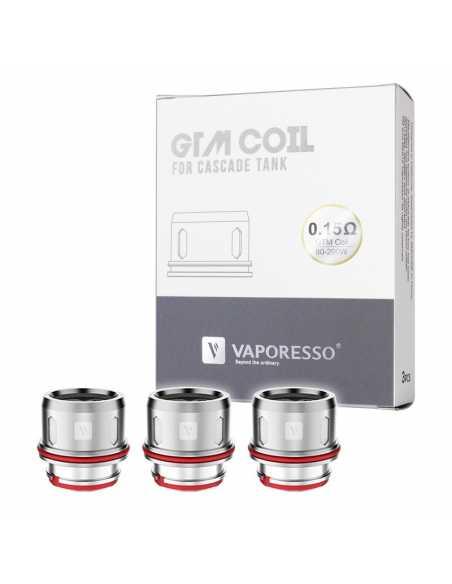 Vaporesso -Resistencia GTM 8 0.15 ohm (Pack 3 Unidades)