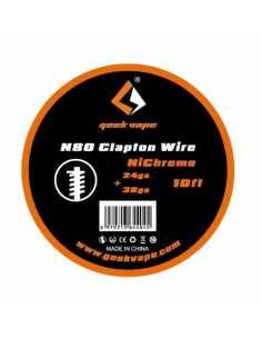 Geekvape Ni80 Clapton Wire...