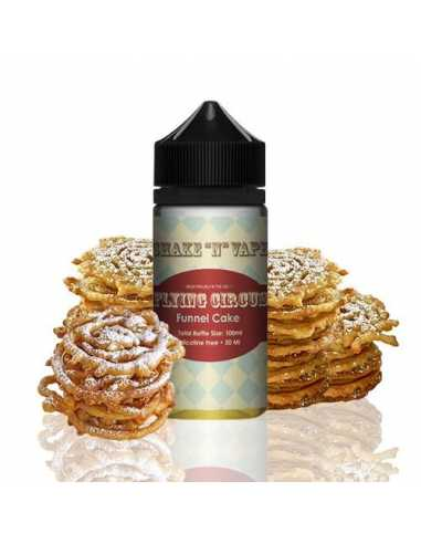 Flying Circus By Halo Funnel Cake 50ml