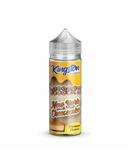 Kingston E-liquids New York Cheesecake 100ml