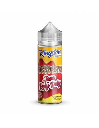 Kingston E-liquids Jam Roly Poly 100ml
