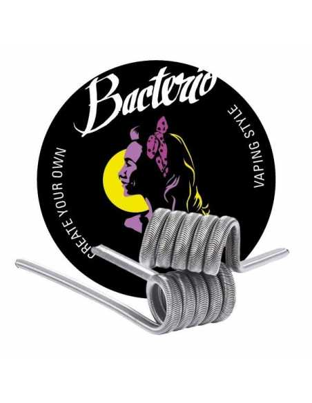 Bacterio Coils Mad f*cking 0.13 ohm