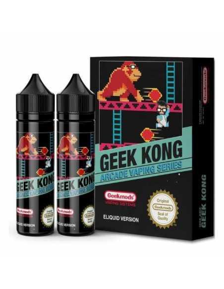 Geek Juice Geek Kong Twin Pack 2x50ml