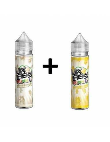Pack UK Labs Gummies Pineapple / Lemonade 50ml