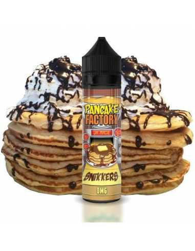 Pancake Factory Snikkers 50ml