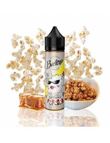 Bacterio E-Liquids Creamy Popcorn 50ml