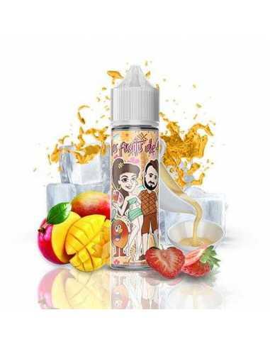 Los Fruitis de Vapemoniadas Mango 50ml