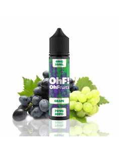 OhFruits E-Liquids Grape 50ml