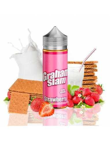 The Mamasan Graham Slam Strawberry 100ml