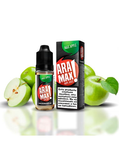 Aramax Max Apple 10ml