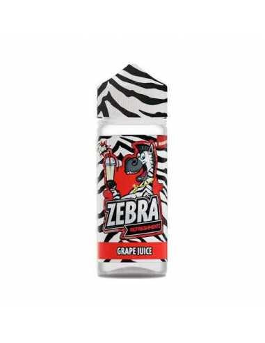 Zebra Juice Refreshmentz Grape Juice