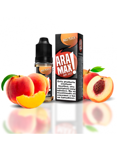 Aramax Max Peach 10ml