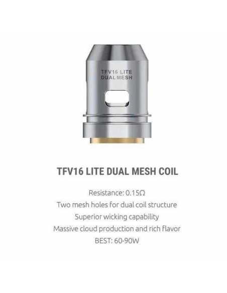 Smok TFV16 Lite Coil (Pack 3)