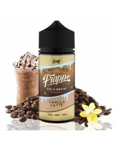 Frappe Cold Brew Vanilla Latte Frappe 100ml
