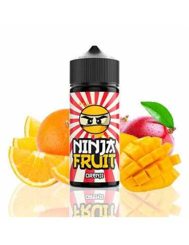 Ninja Fruit Orenji 100ml