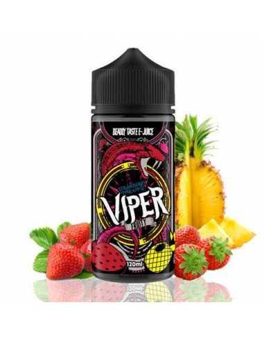 Viper Fruity Strawberry Pineapple 100ml
