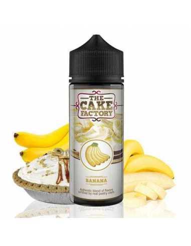Oil4Vap Cake Factory Banana 100ml