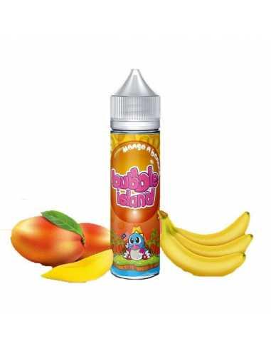 Bubble Island Mango N Banana 50ml