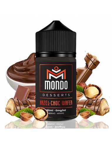Mondo Hazel-Choc Wafer 50ml