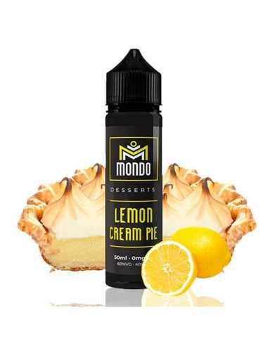 Mondo Lemon Cream Pie 50ml