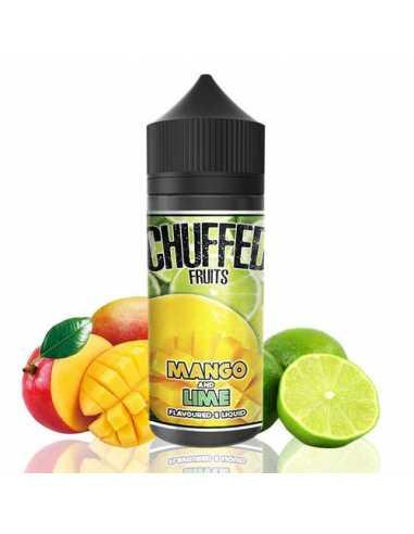Chuffed Fruits Mango Lime 100ml