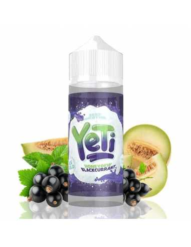 Yeti Ice Cold Honeydew Blackcurrant 100ml