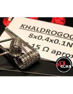 JD Coils KhalDrogo 0.15 ohm