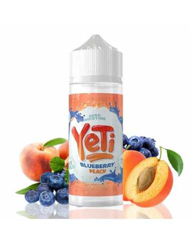 Yeti Ice Cold Blueberry Peach 100ml