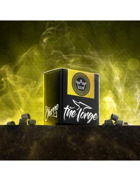 Charro Coils Dual The Forge The Crown 0.17 Ohm (Pack 2)