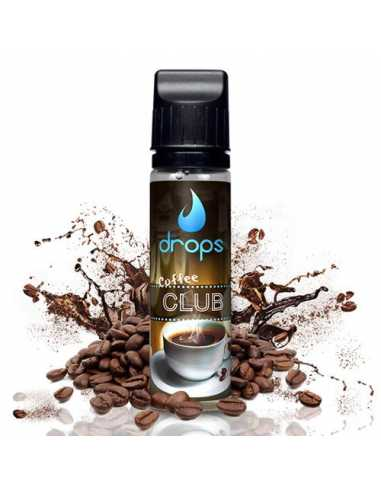 Drops Shake and Vape Genesis Coffee Club 50ml