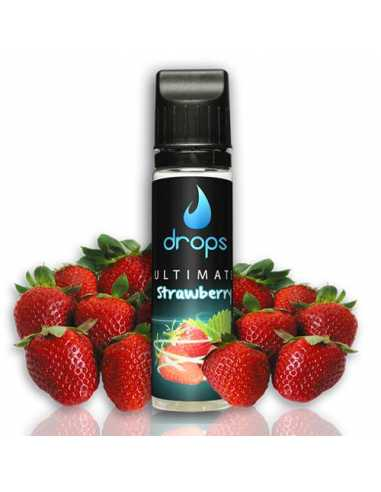 Drops Shake and Vape Genesis Ultimate Strawberry 50ml