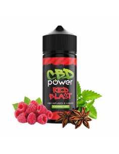 CBD Power CBD E-Liquid Red...
