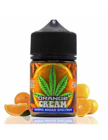 Orange County Cali CBD E-Liquid Orange Cream 50ml