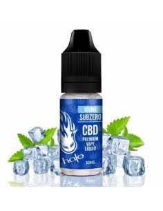 Halo CBD E-Liquid Subzero 10ml