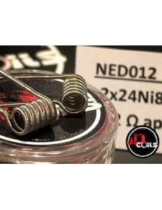 JD Coils Ned 0.12 ohm