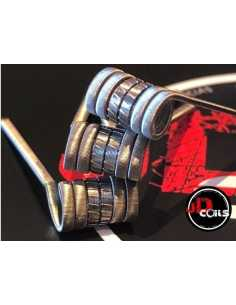 JD Coils Lagertha 0.15 ohm