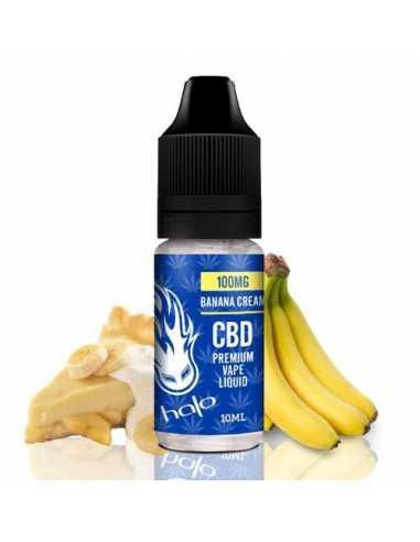 Halo CBD Banana Cream 10ml